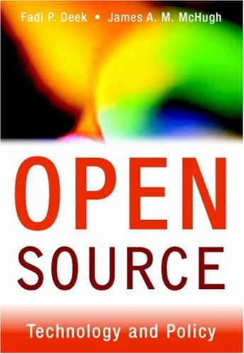Open Source Technology and Policy  2007 9780521707411 Front Cover