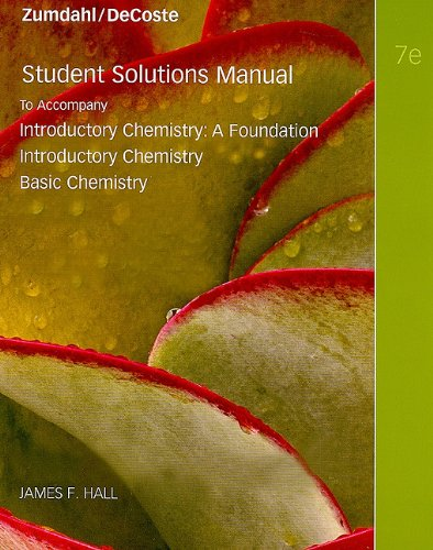 Introductory Chemistry  7th 2011 edition cover