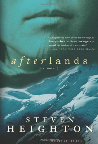 Afterlands   2005 edition cover