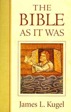 Bible as It Was   1997 edition cover