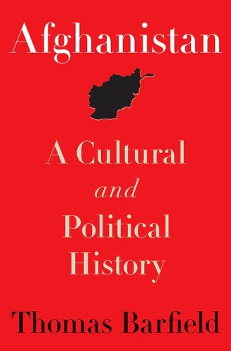 Afghanistan A Cultural and Political History  2012 edition cover