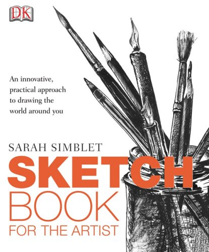 Sketch Book for the Artist   2009 9780756651411 Front Cover
