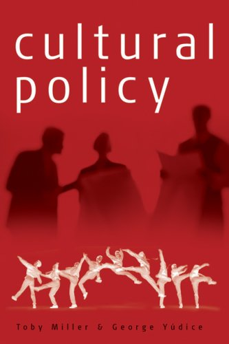 Cultural Policy   2002 edition cover