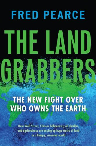 Land Grabbers The New Fight over Who Owns the Earth N/A edition cover