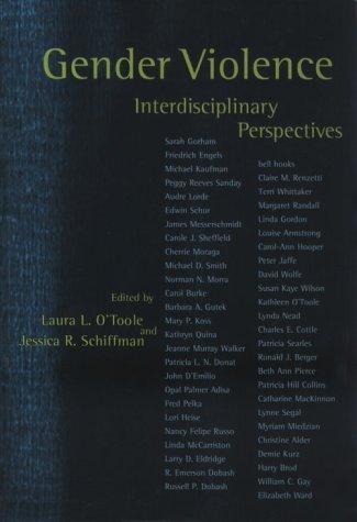 Gender Violence Interdisciplinary Perspectives  1997 edition cover