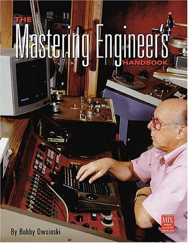 Mastering Engineer's Handbook   2001 9780872887411 Front Cover