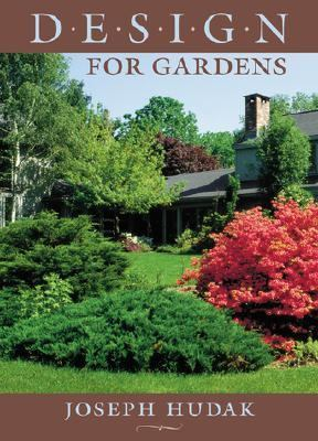 Design for Gardens   2000 9780881924411 Front Cover