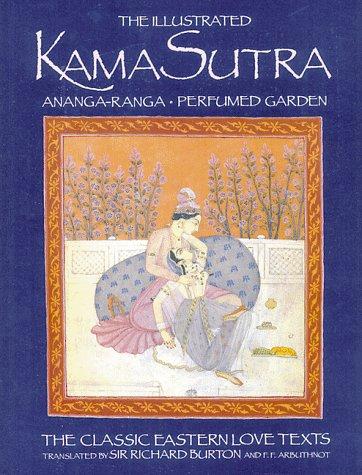 Illustrated Kama Sutra Ananga-Ranga Perfumed Garden   1987 edition cover