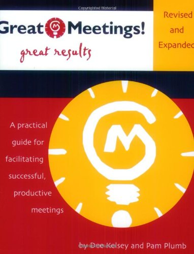 Great Meetings! : Great Results  2004 edition cover