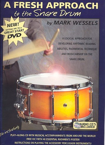 FRESH APPROACH TO THE SNARE DR 1st edition cover