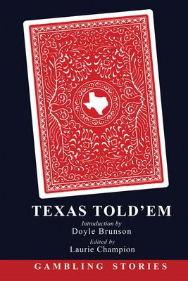 Texas Told'em Gambling Stories N/A edition cover