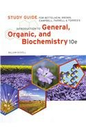 Study Guide for Bettelheim/Brown/Campbell/Farrell/Torres' Introduction to General, Organic and Biochemistry, 10th  10th 2013 edition cover
