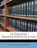 Giustizia Amministrativa in Itali  N/A edition cover