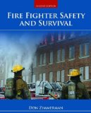 Fire Fighter Safety and Survival  2nd 2015 edition cover