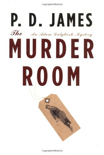Murder Room   2003 9781400041411 Front Cover