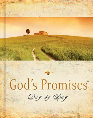 God's Promises Day by Day   2003 9781404100411 Front Cover