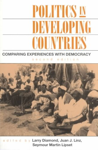 Politics in Developing Countries Comparing Experiences with Democracy 2nd 1995 edition cover