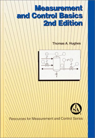 Measurement and Control Basics  2nd 1995 edition cover