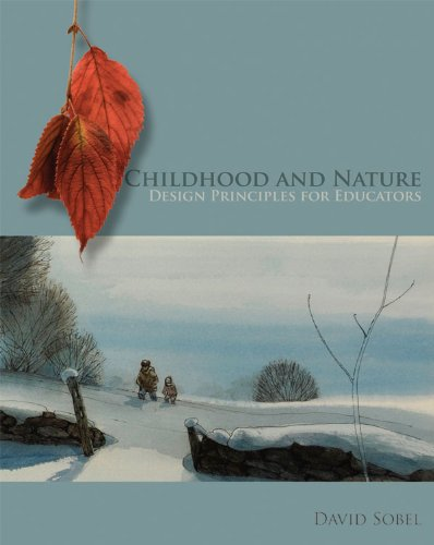 Childhood and Nature   2008 edition cover