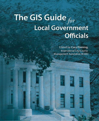 GIS Guide for Local Government Officials   2005 9781589481411 Front Cover