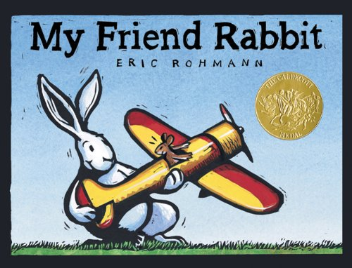 My Friend Rabbit  N/A edition cover