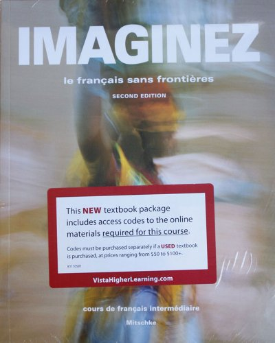Imaginez 2e SE + SS  2nd (Revised) 9781617670411 Front Cover