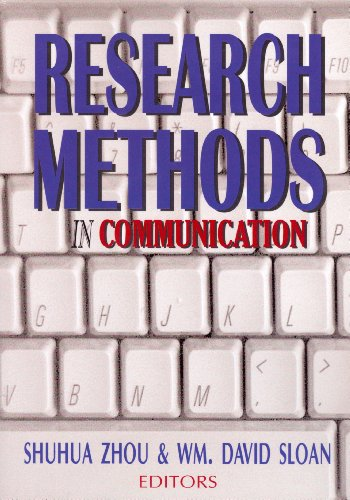 Research Methods in Communication: 2nd 2011 edition cover