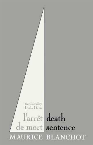 Death Sentence   1998 edition cover