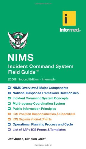 NIMS - Incident Command System  2nd 2011 9781890495411 Front Cover