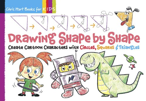 Drawing Shape by Shape   2012 9781936096411 Front Cover