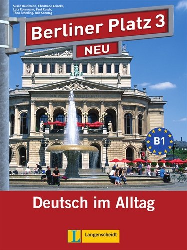 BERLINR PLATZ 3 NEU:DEUTSCH..- N/A edition cover