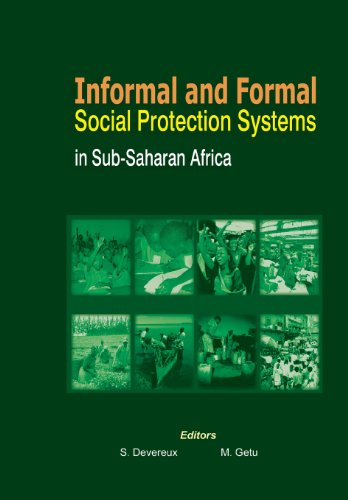 Informal and Formal Social Protection Systems in Sub-Saharan Africa   2013 edition cover