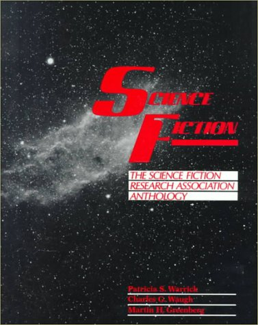 Science Fiction Research Association Anthology  1987 edition cover