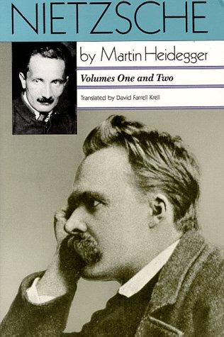Nietzsche   1997 (Reprint) edition cover