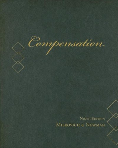 Compensation  9th 2008 (Revised) edition cover