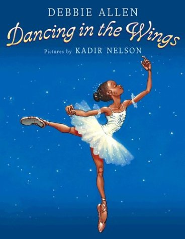 Dancing in the Wings  N/A edition cover