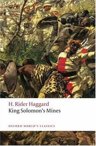 King Solomon's Mines   2008 edition cover