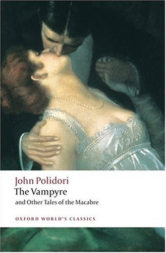 Vampyre and Other Tales of the Macabre   2008 edition cover