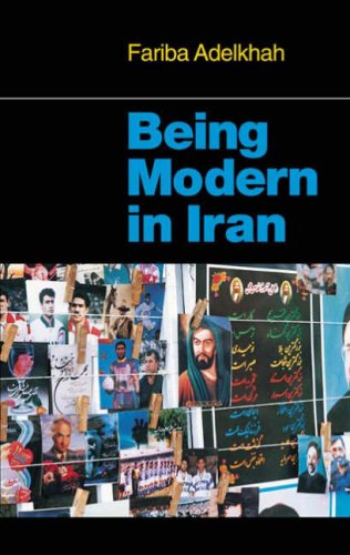 Being Modern in Iran   2000 edition cover