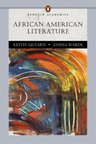 African American Literature   2004 edition cover