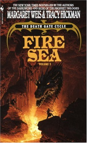 Fire Sea The Death Gate Cycle, Volume 3 N/A 9780553295412 Front Cover