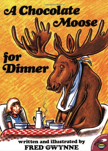 Chocolate Moose for Dinner   1988 edition cover