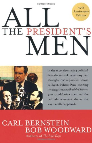 All the President's Men  2nd 1974 edition cover