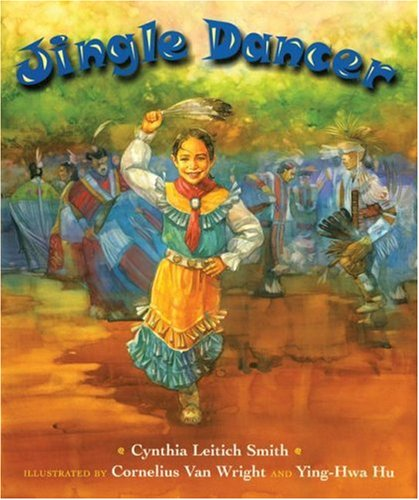 Jingle Dancer   2000 edition cover