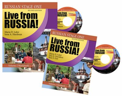 Russian Stage One Live from Russia 2nd 2008 (Revised) edition cover