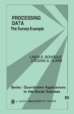 Processing Data The Survey Example  1999 edition cover