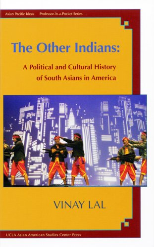 Other Indians A Political and Cultural History of South Asians in America  2007 edition cover