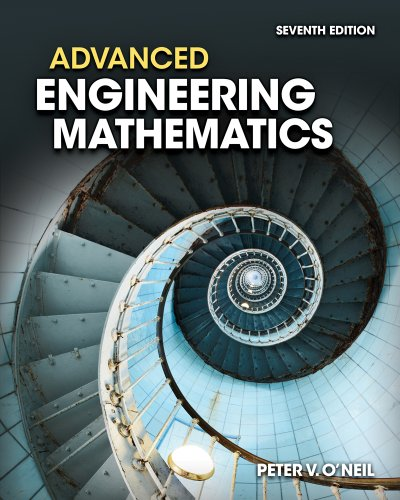 Advanced Engineering Mathematics  7th 2012 9781111427412 Front Cover