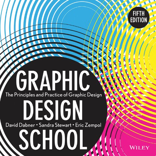 New Graphic Design School A Foundation Course in Principles and Practice 5th 2014 edition cover