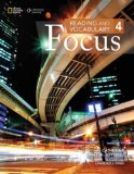 Reading and Vocabulary Focus 4   2014 edition cover